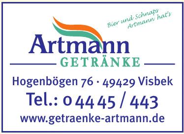 Artmann Getränke