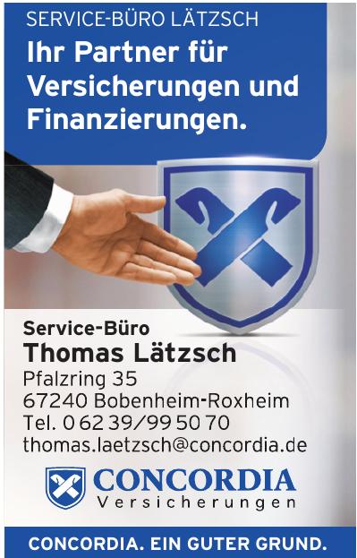 Service-Büro Thomas Lätzsch