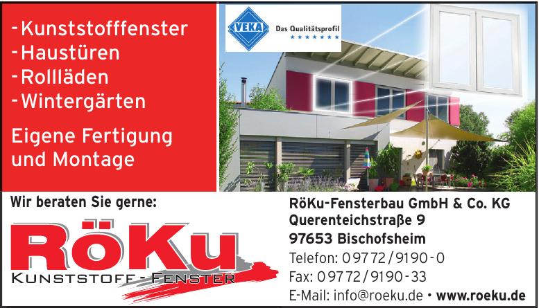 RöKu-Fensterbau GmbH & Co. KG