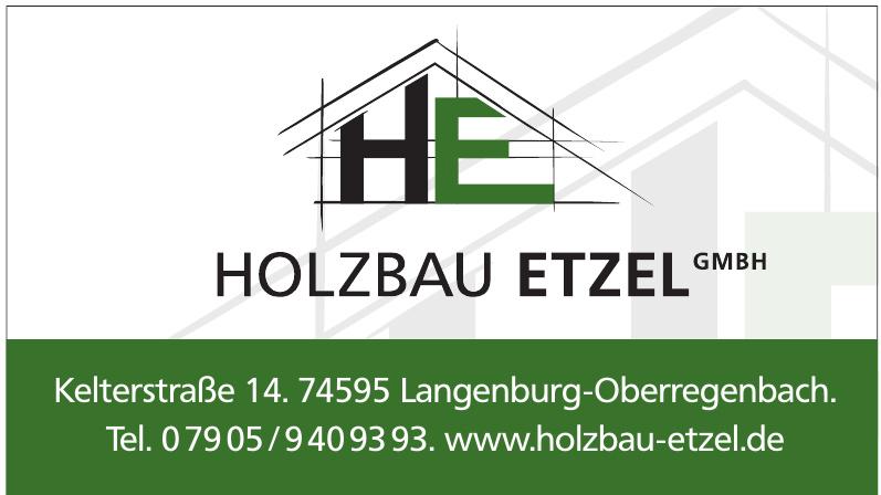 Holzbau Etzel GmbH