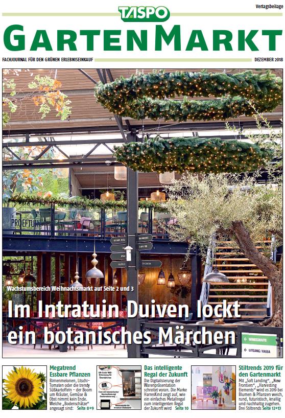 GartenMarkt Dezember 2018
