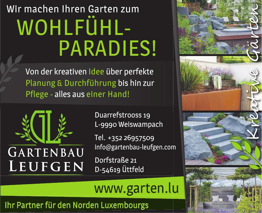 Gartenbau Leufgen