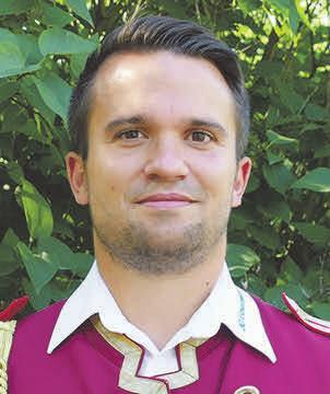 Philipp Hein - Oberst der Junggesellschaft