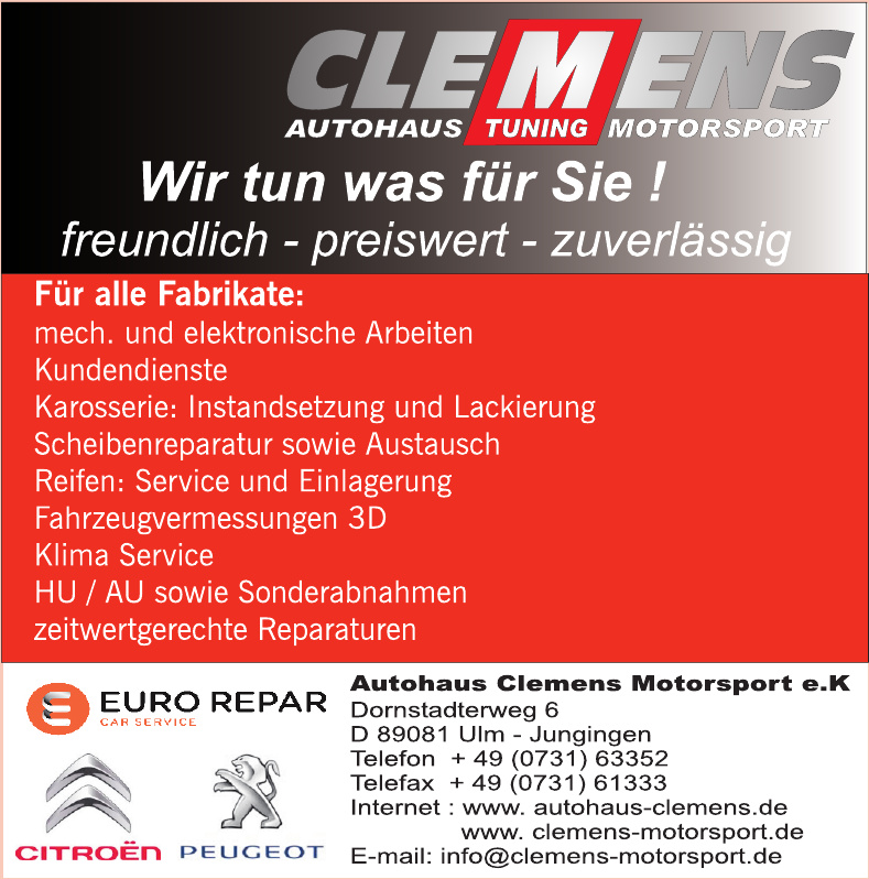 Autohaus Clemens Motorsport e.K