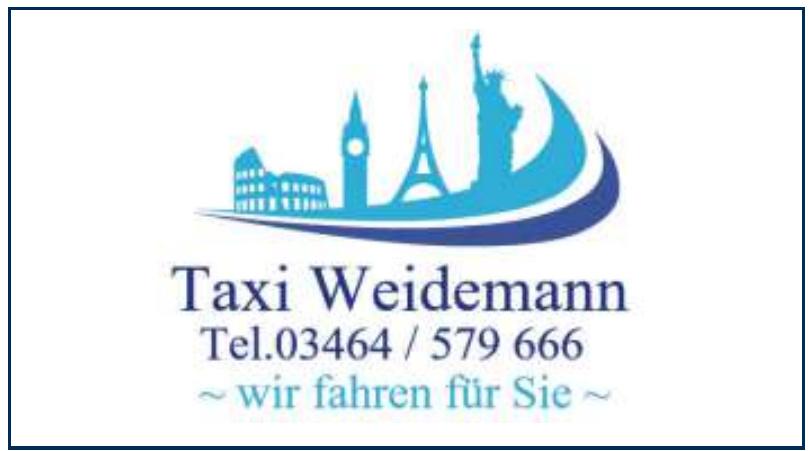 Taxi Weidemann