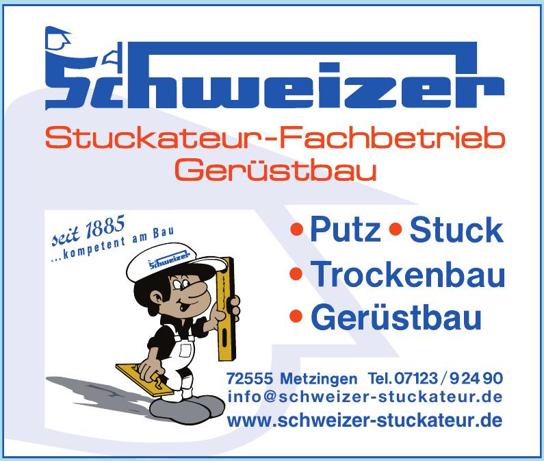 Schweizer Stuckateur-Fachbetrieb Gerüstbau
