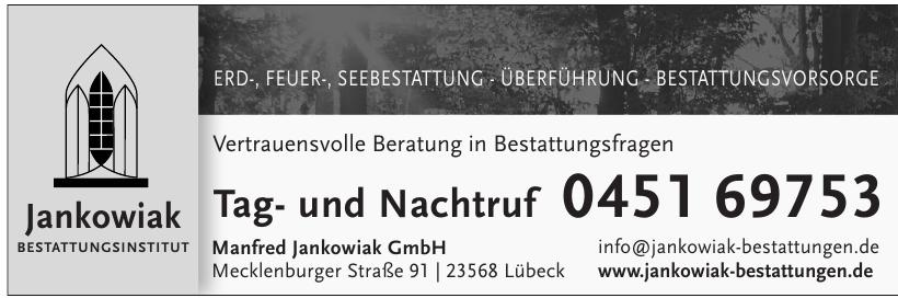 Manfred Jankowiak GmbH