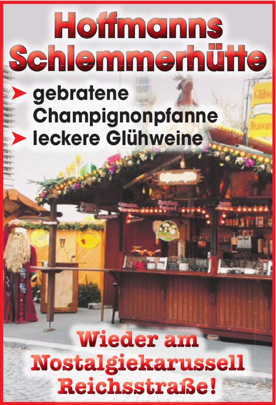 Hoffmanns Schlemmerhütte