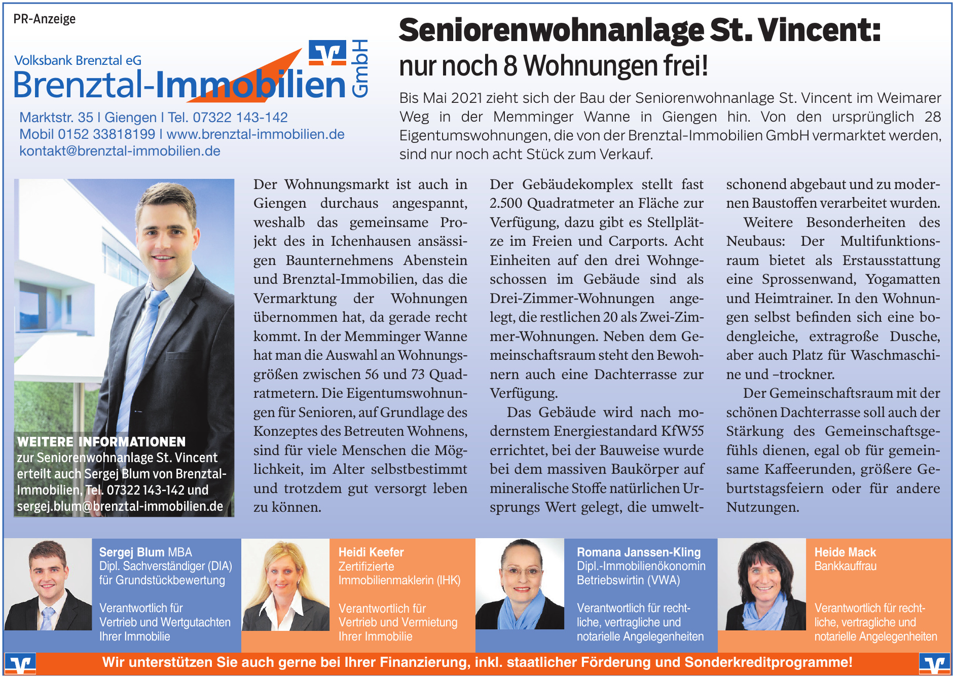 Brenztal - Immobilien GmbH