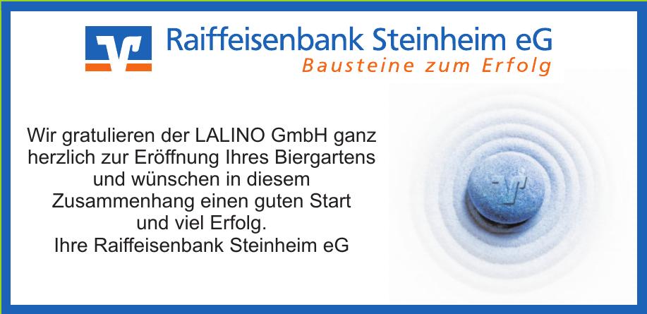 Raiffeisenbank Steinheim eG
