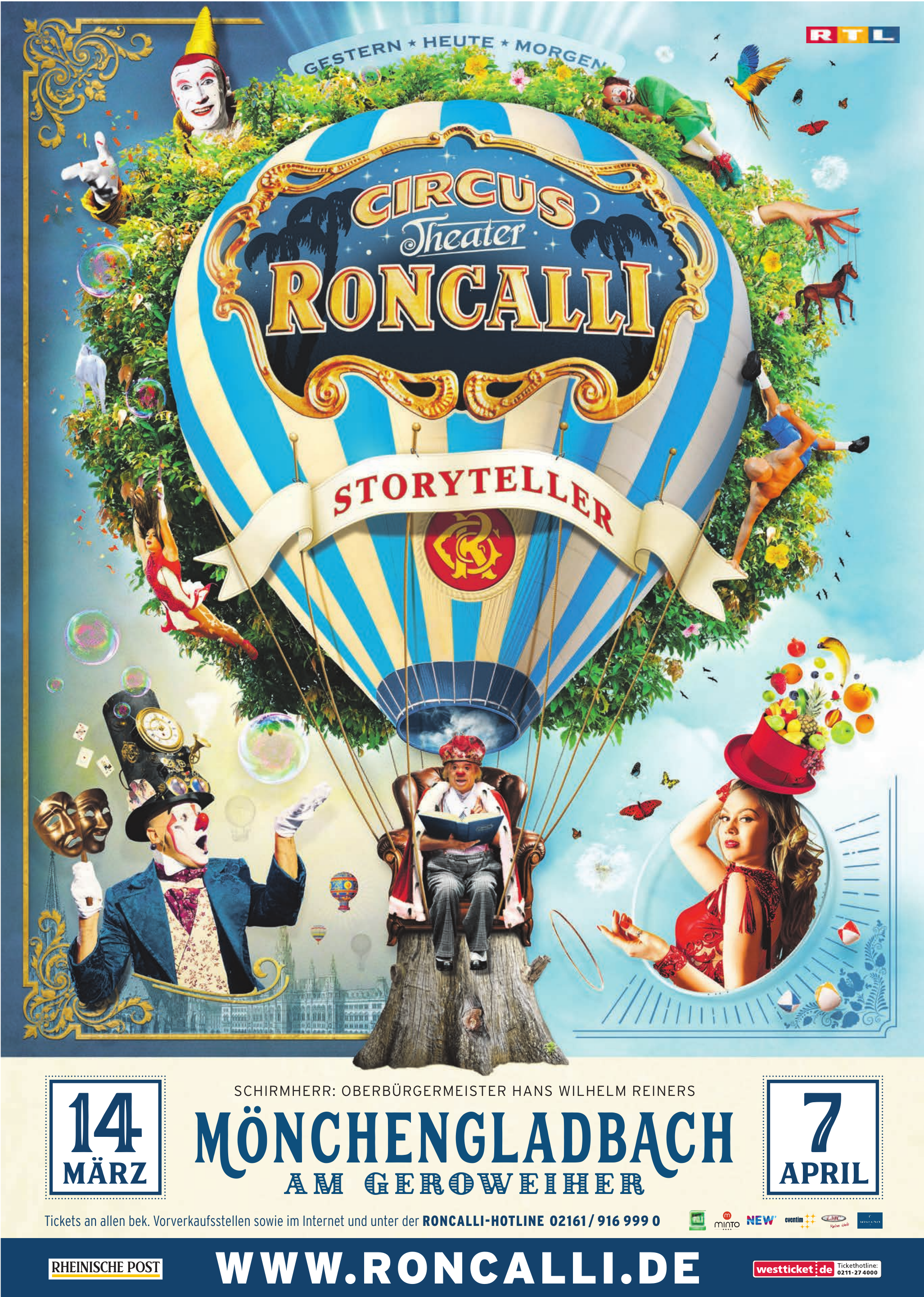 Circus Theater Roncalli