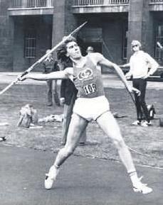 Leichtathletik gehörte zu den ersten beiden Sportarten. FOTO: HO