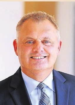 Andreas Otto ist Vorstandsvorsitzender der Volksbank im Bergischen Land, die für Wuppertal, Remscheid Solingen und Umgebung zuständig ist.