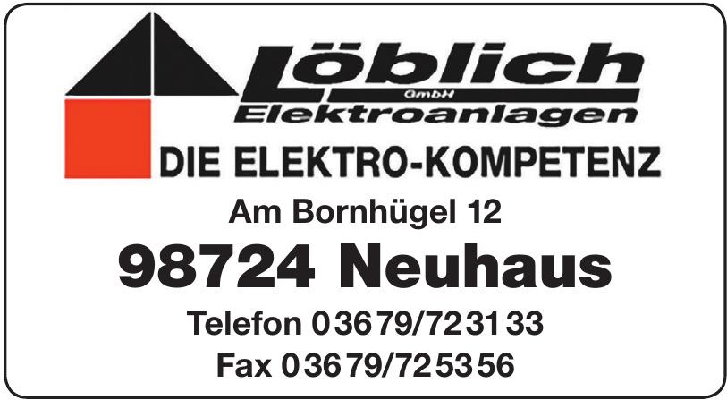 Löblich Elektroanlagen GmbH
