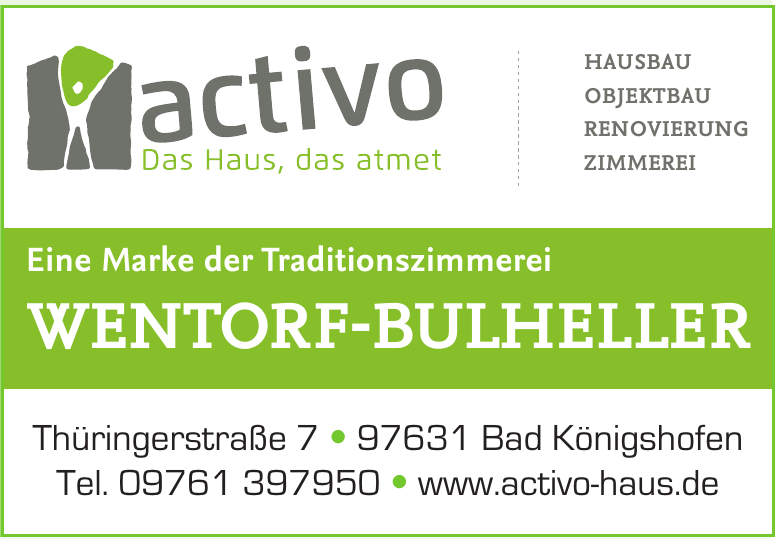 Zimmerei Wentorf-Bulheller GmbH