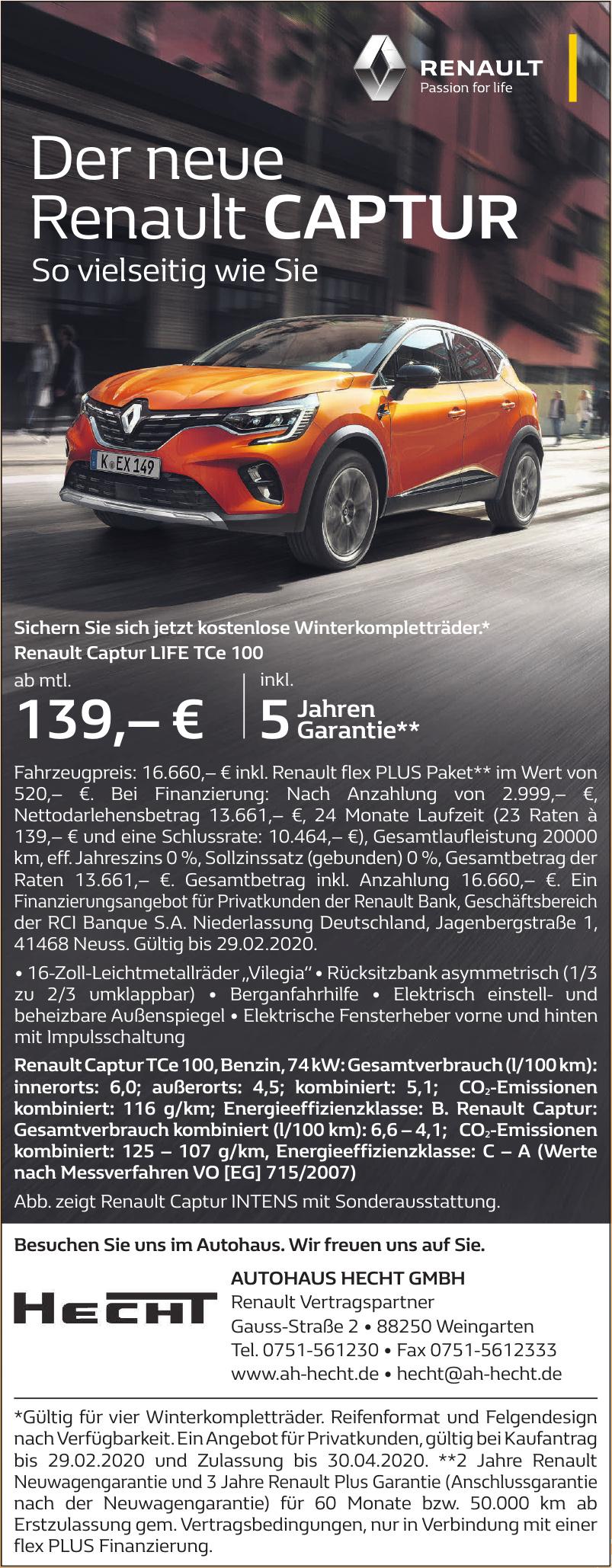 Autohaus Hecht GmbH