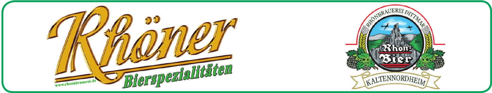 Rhönbrauerei Dittmar Kaltennordheim