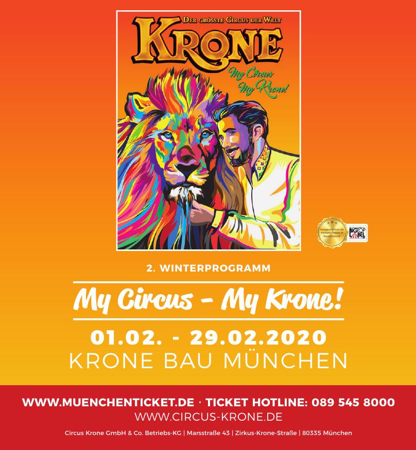 Circus Krone GmbH & Co. Betriebs-KG