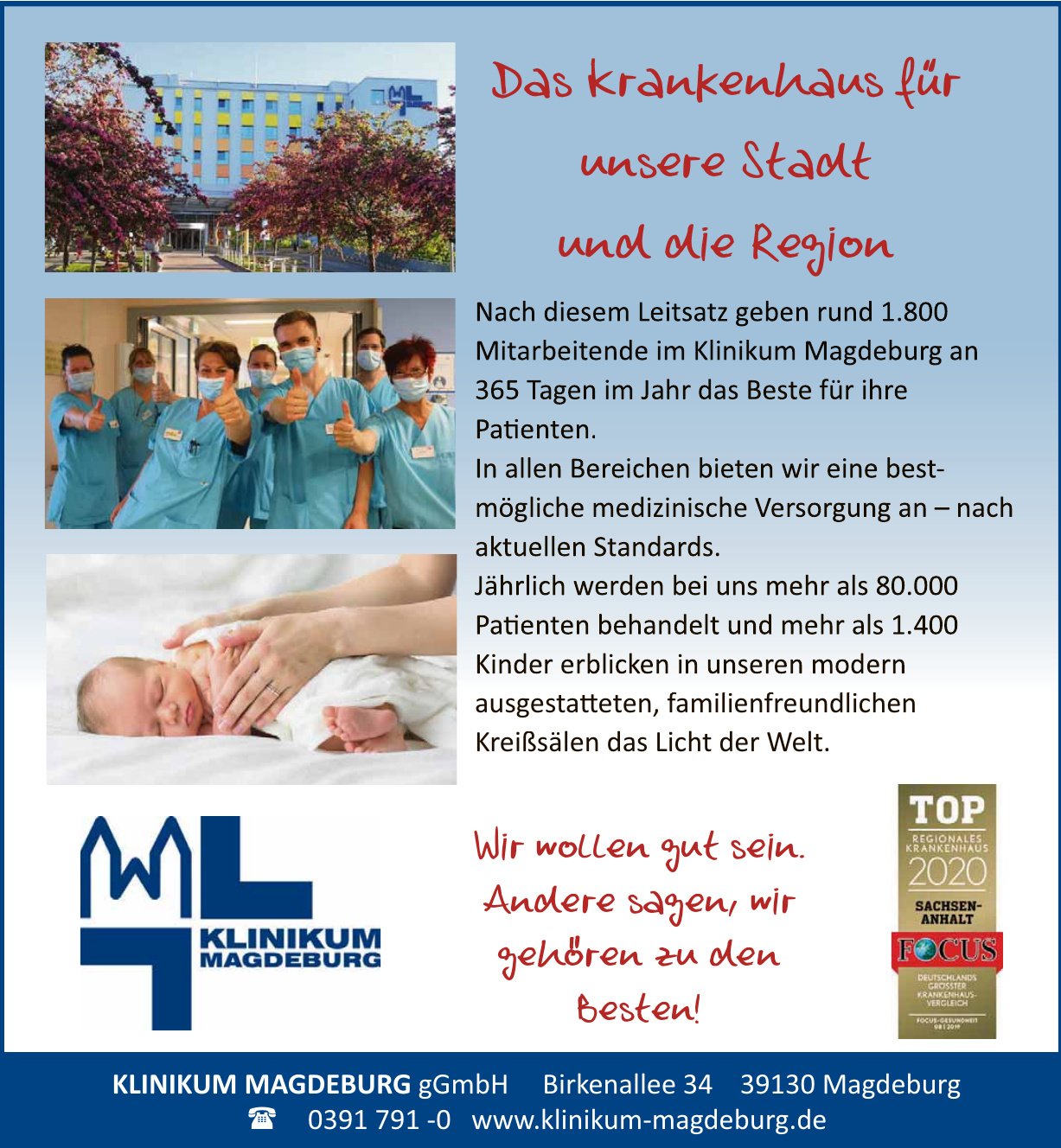 Klinikum Magdeburg gGmbH