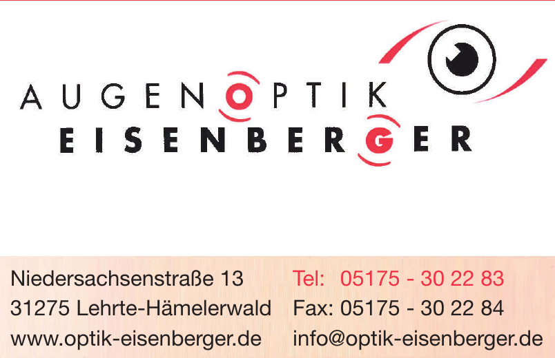 Augenoptik Eisenberger