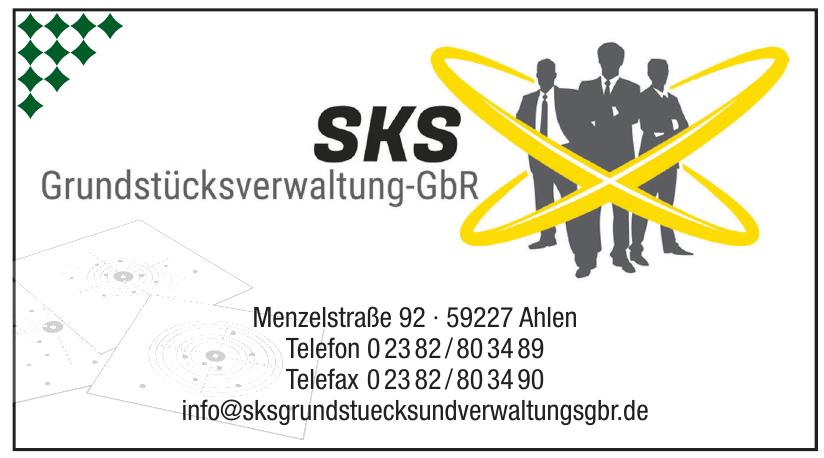 SKS Grundstücksverwaltung GbR
