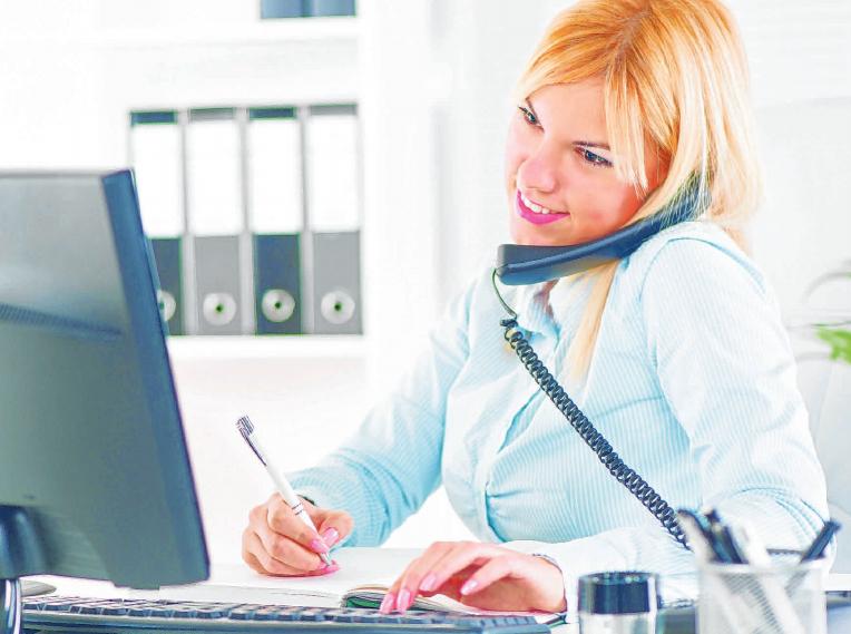 Kaufmann/frau im E-Commerce ist nach wie vor ein beliebter Beruf bei jungen Frauen. FOTO: MILAN MARKOVIC