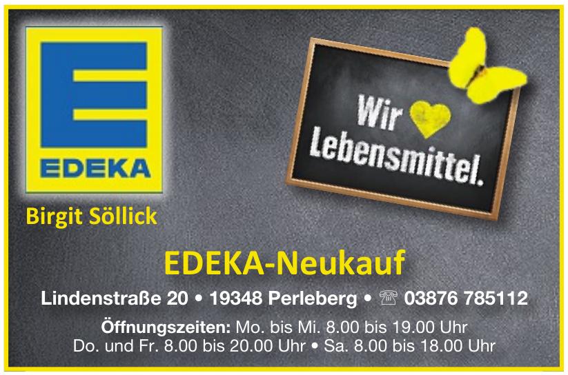 Edeka-Neukauf