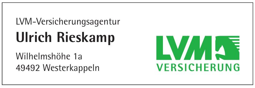 LVM Versicherung - LVM-Versicherungsagentur Ulrich Rieskamp