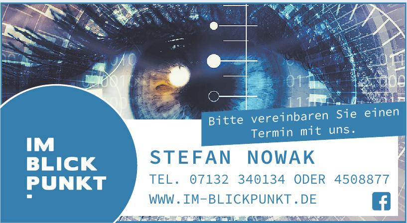 Stefan Nowak Im Blickpunkt