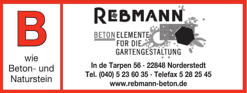 Rebmann Betonsteinwerk GmbH
