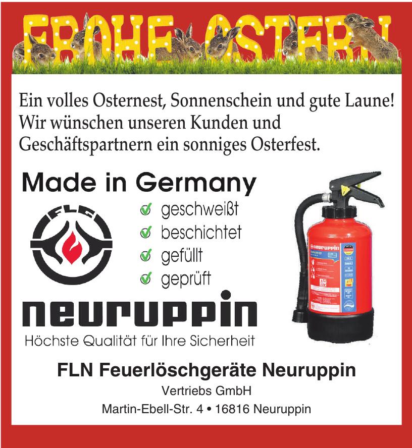 FLN Feuerlöschgeräte Neuruppin Vertriebs GmbH