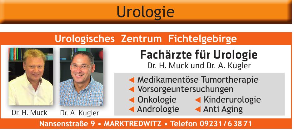 Fachärzte für Urologie Dr. H. Muck und Dr. A. Kugler