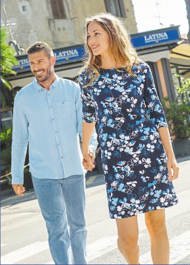 Maas steht für ökologische Mode mit Gemeinwohl-Bilanz. Foto:Maas