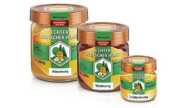 """""""Echter Deutscher Honig"""