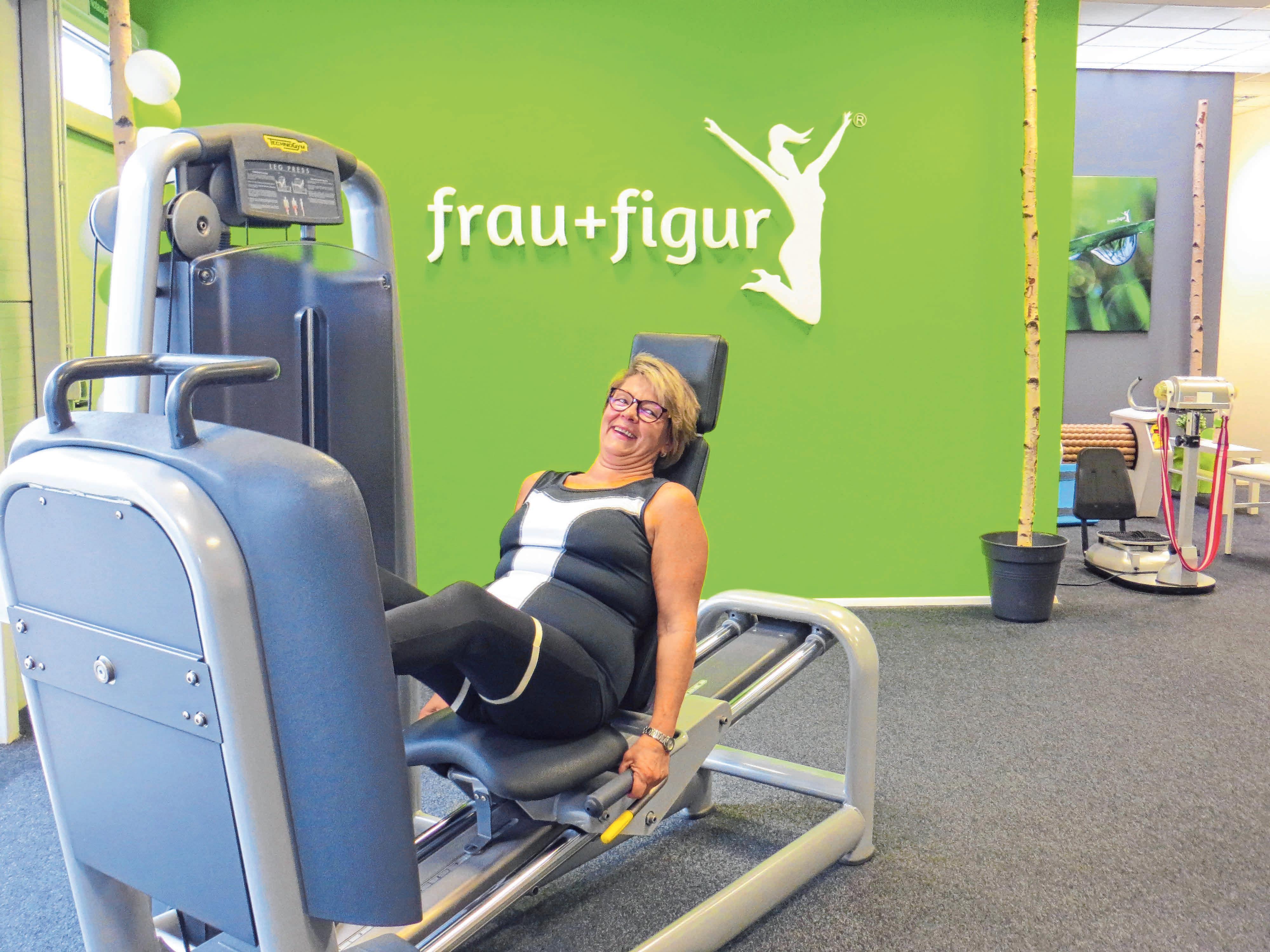 Für eine gute Figur braucht Frau eine Portion Fleiß und ein gutes Trainingskonzept FOTO: PROFERRARIUS