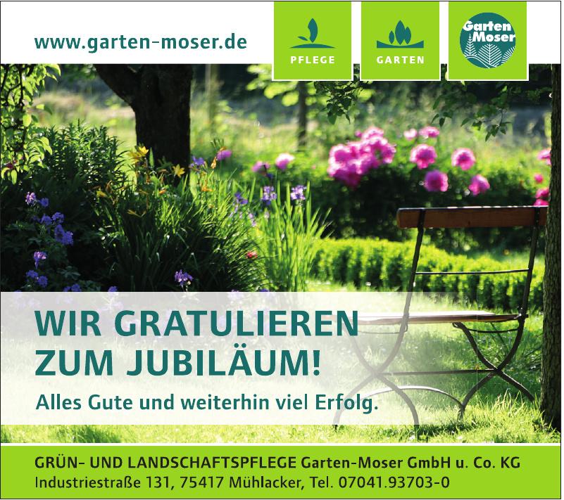 Grün- und Landschaftspflege Garten-Moser GmbH u. Co. KG