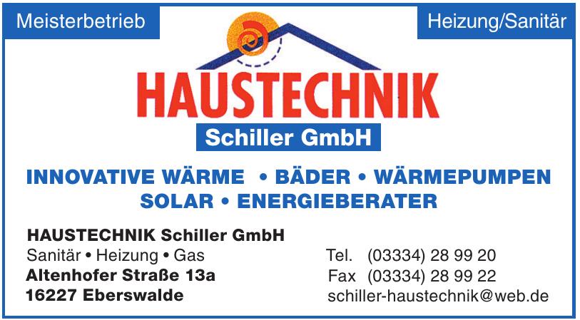Haustechnik Schiller GmbH