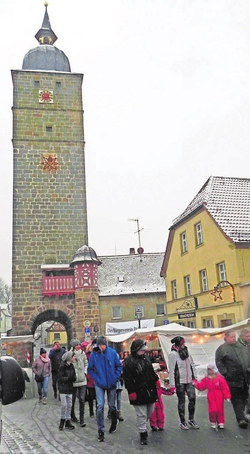 Die Altstadt bietet ein schönes Ambiente.