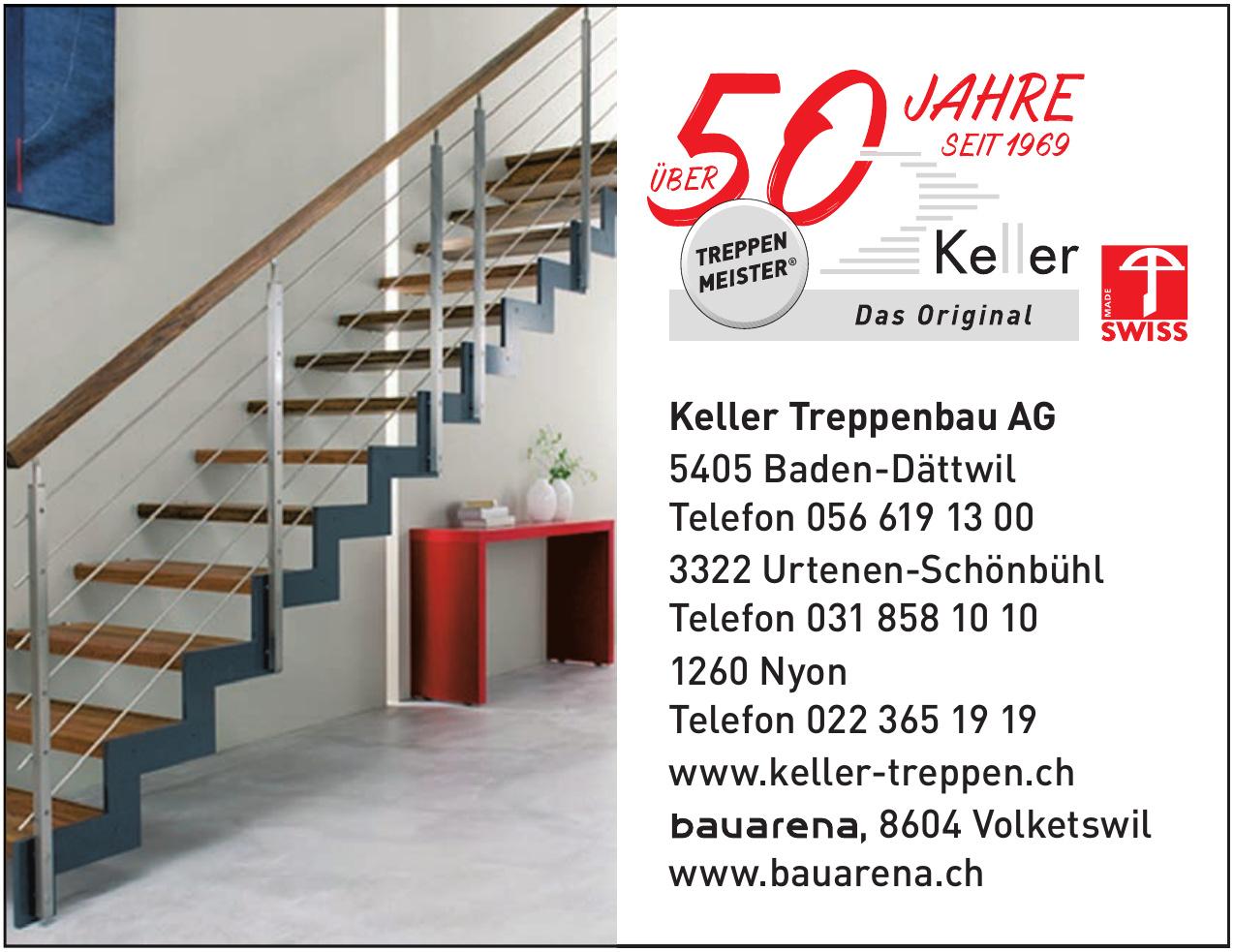 Keller Treppenbau AG
