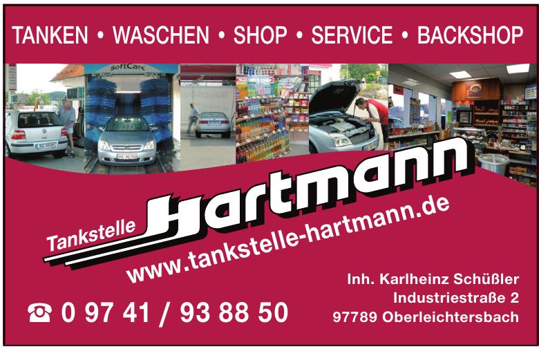 Tankstelle Hartmann