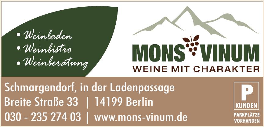 Mons Vinum