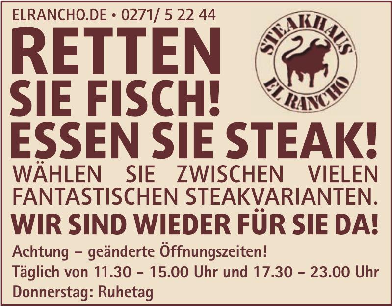Steakhaus El Rancho