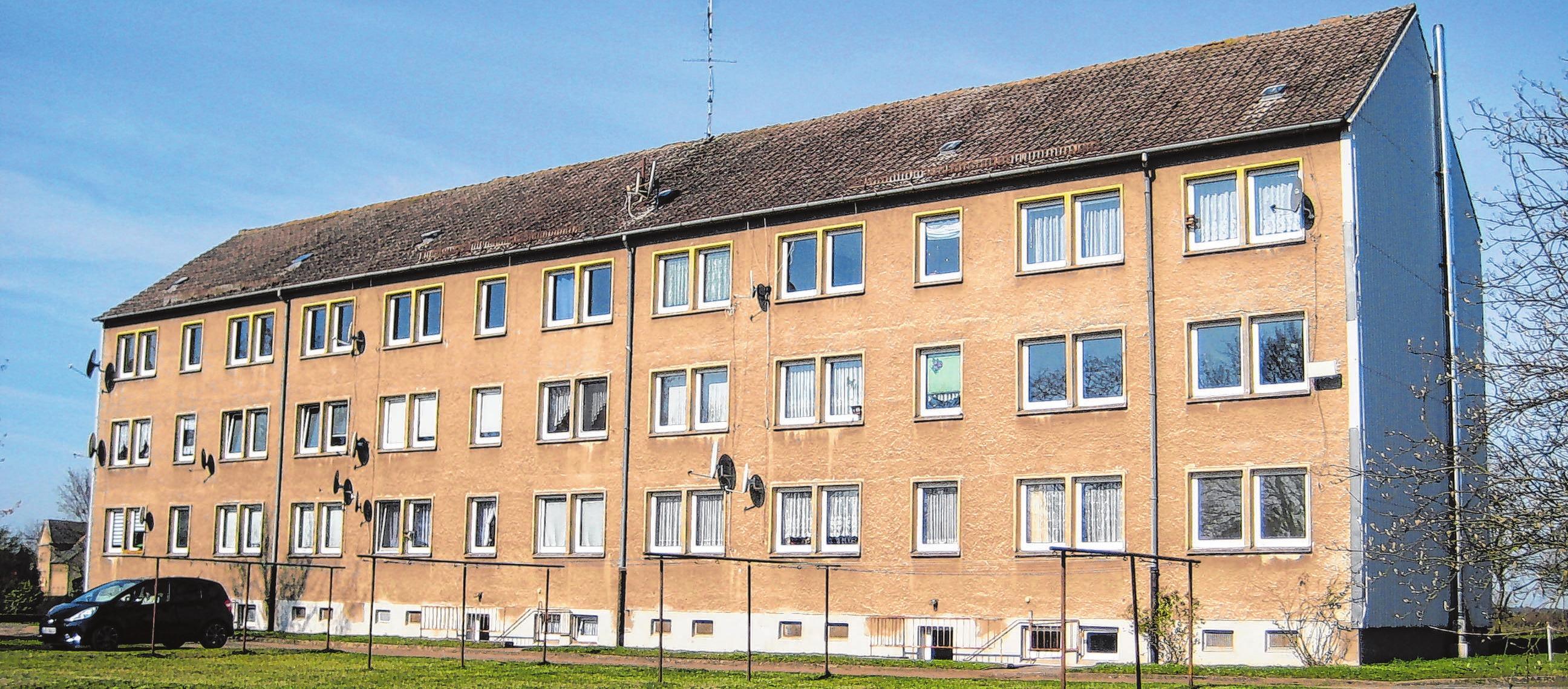 So sah das Gebäude vor der Sanierung aus. Foto: Ingenieurbüro Schütte