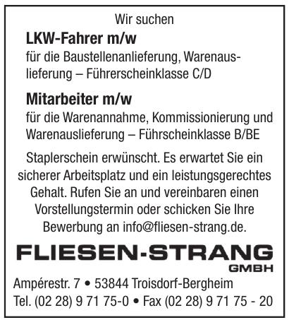 Fliesen-Strang GmbH