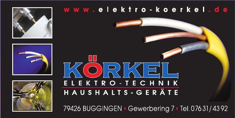 Elektro Körkel