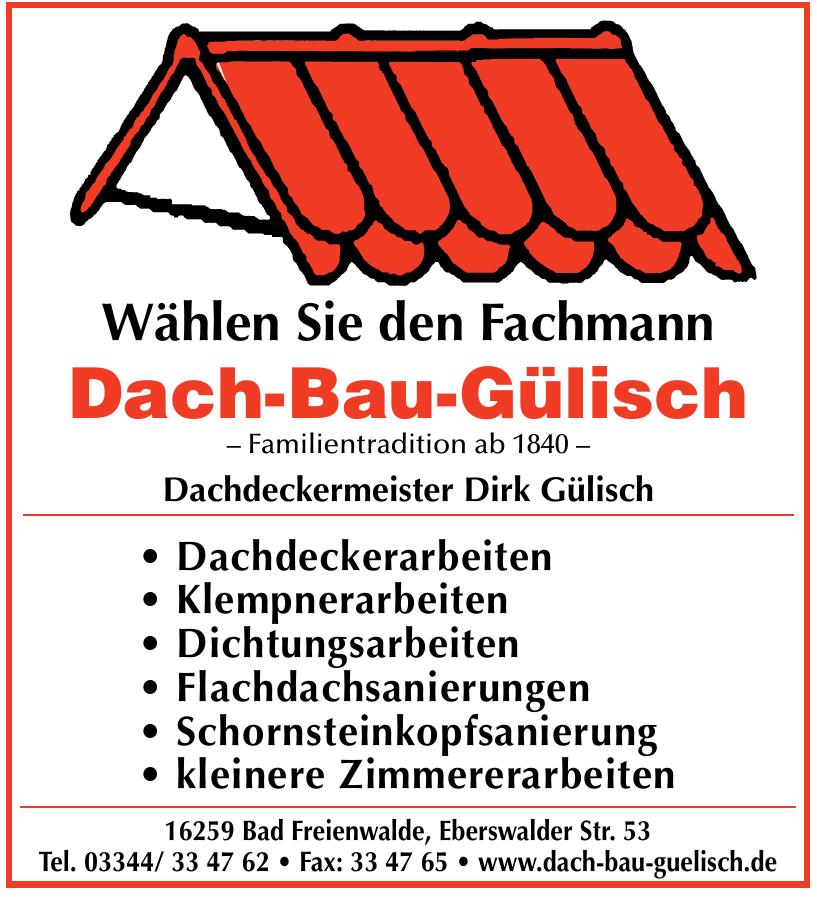 Dach-Bau-Gülisch