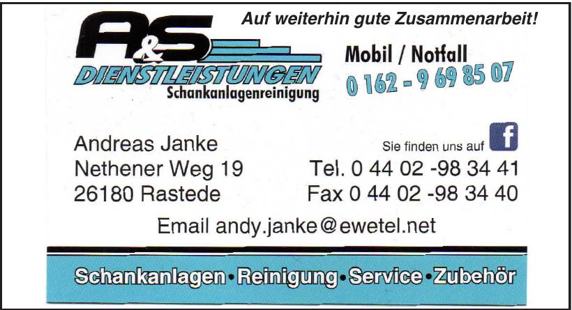 A+S Dienstleistungen