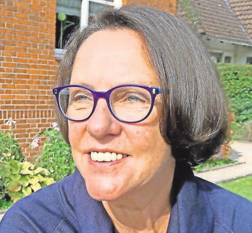 Heilpraktikerin Anette Praefke. Foto: HFR