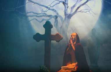 Das Musical bietet viele Szenen – von tragisch bis berührend. Foto: Wolff Concerts