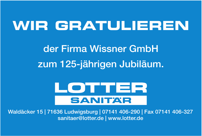 Lotter Sanitär